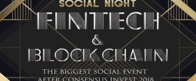 2018 Fintech and Blockchain Social Night NYC