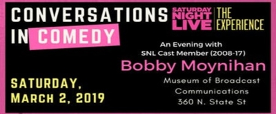 Conversations in Comedy: SNL Alum Bobby Moynihan