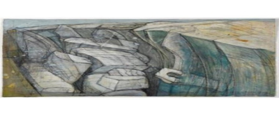 Wilhelmina Barns-Graham: Sea, Rock, Earth and Ice