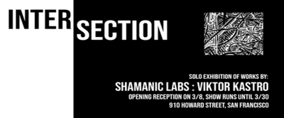 INTER/Section: The Art of Shamanic Labs / Viktor Kastro
